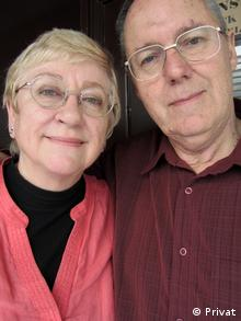 Peter and Leni Gillman (Privat)
