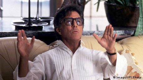 Filmstill aus Wag the Dog mit Dustin Hoffman (Foto: Imago/UPI Photo)