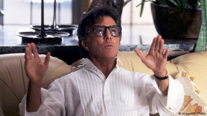 Dustin Hoffman in Wag the Dog (Imago/UPI Photo)