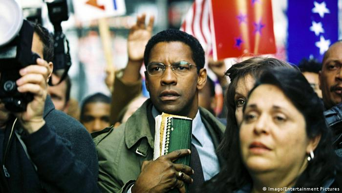 Filmstill Manchurian Candidate mit Denzel Washington in der Hauptrolle (Foto: Imago/Entertainment Pictures)