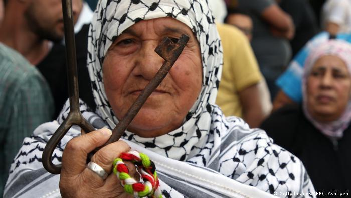 Palästina Protesttag Nakba