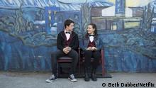 Film scene from 13 Reasons Why (Beth Dubber/Netflix)