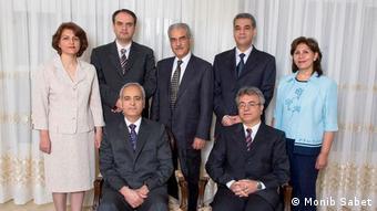 Iran Bahai Mitglieder Bahai Führungsgremium (Monib Sabet)