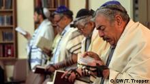 Juden im Iran Sukkot Shalom Synagoge