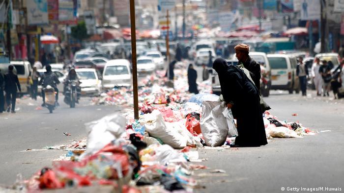 Yemen'in başkenti Sanaa