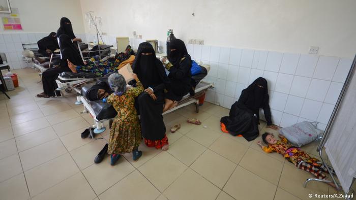 Jemen Cholera