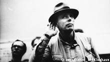 Joseph Beuys - Pressebilder zur Kinoveröffentlichung