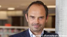 Edouard Philippe Premierminister Frankreich