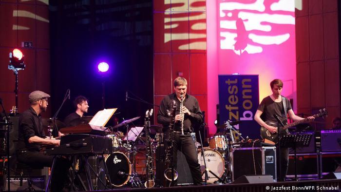 Niels Klein mit Tubes & Wires beim Jazzfest Bonn 2017 (Foto: Jazzfest Bonn/WPR Schnabel)