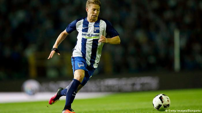 UEFA Europa League - Hertha BSC mit Mitchell Weiser (Getty Images/Bongarts)