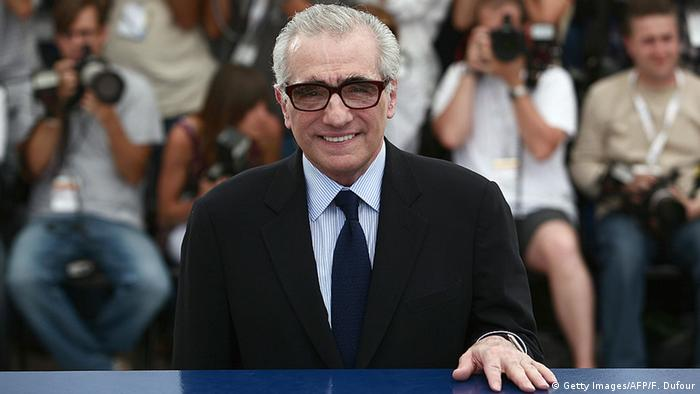 In Cannes: Martin Scorsese (Getty Images/AFP/F. Dufour)