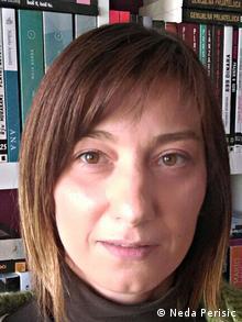 Bosnien und Herzegowina Anthropologin Neda Perisic (Neda Perisic)