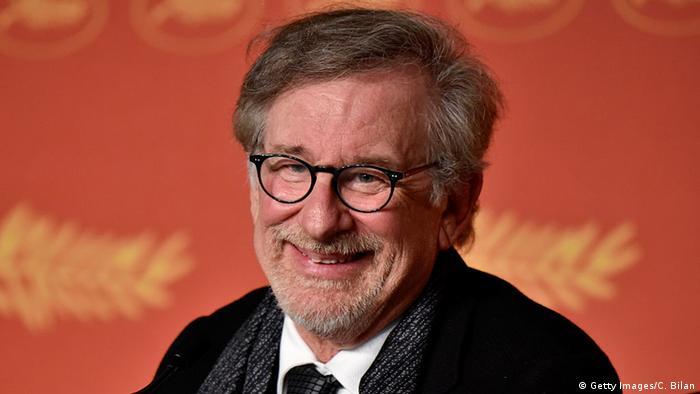 Regisseur Steven Spielberg bei den Filmfestspielen von Cannes 2016. (Foto: Getty Images/C. Bilan)