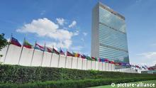 UN Hauptquartier in New York (picture-alliance)