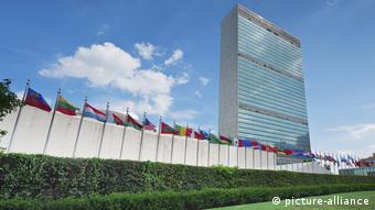 UN Hauptquartier in New York