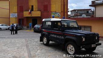 Από παλαιότερη επιχείρηση της ιταλικής αστυνομίας εναντίον μαφιόζων