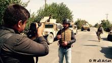 +++Nur im Rahmen der abgesprochenen Berichterstattung zu verwenden!+++ 15.05.2017 +++Wali Arian, afghanische Reporter von Tolo TV in Afghanistan Jetzt ist in Schweden.