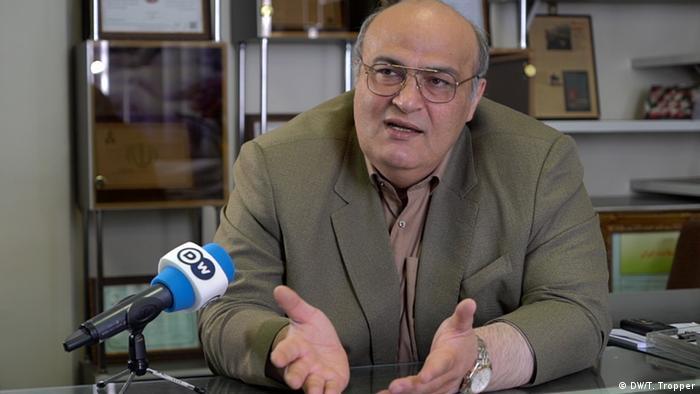 Iran - Juden im Iran: Siamak Morasadegh