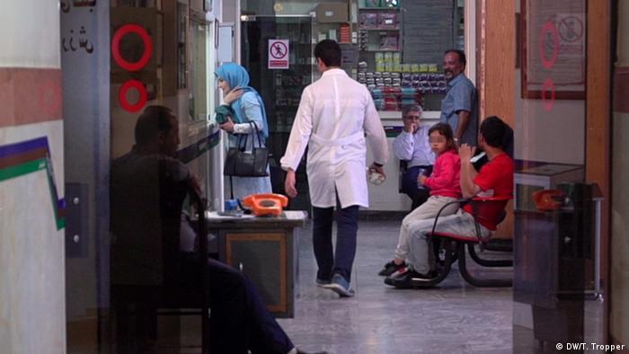 Iran - Juden im Iran: Jüdische Krankenhaus von Teheran