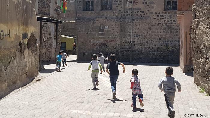 Sur Bezirk in Diyarbakir