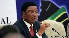 Tansania Vizepräsident Kassim Majaliwa