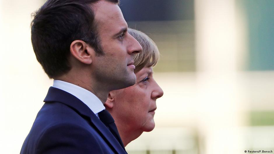 Merkeli dhe Macroni mbështesin sanksionet kundër Rusisë