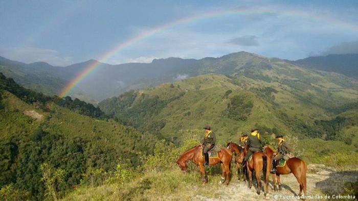 Kolumbien - Ende des Krieges mit der FARC