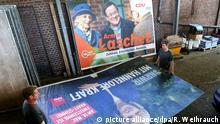 Deutschland Symbolbild CDU und SPD