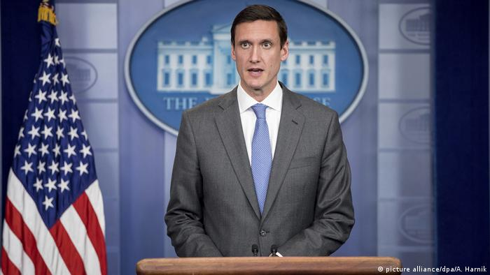 Tom Bossert (picture alliance/dpa/A. Harnik)