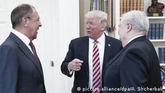 USA Treffen zwischen Trump und Lavrov