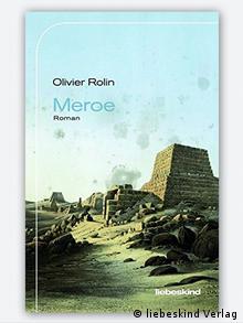 Buchcover Meroe von Olivier Rolin