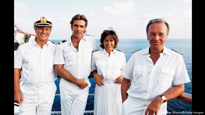 Still from the TV series Das Traumschiff (teNeues/Getty Images)