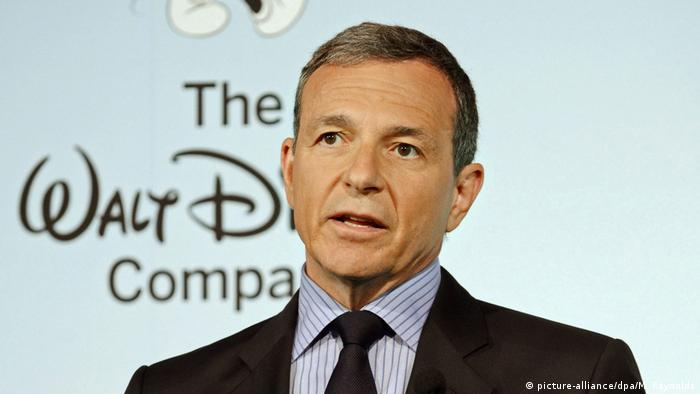Robert A. Iger Walt-Disney CEO (picture-alliance/dpa/M. Reynolds)