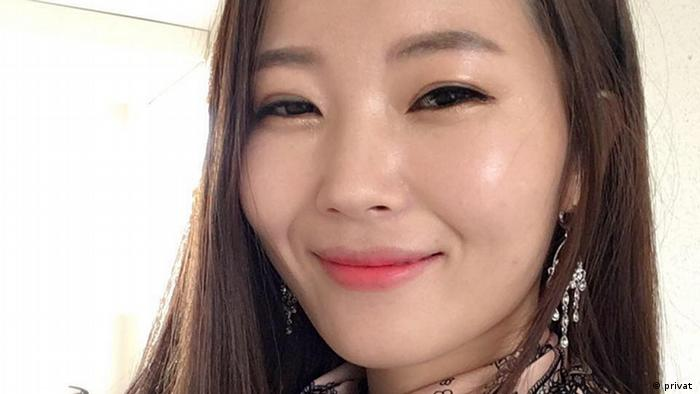 Eunhee Park Überläufer Nordkorea