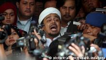 Indonesien Habib Rizieq Shihab, FPI