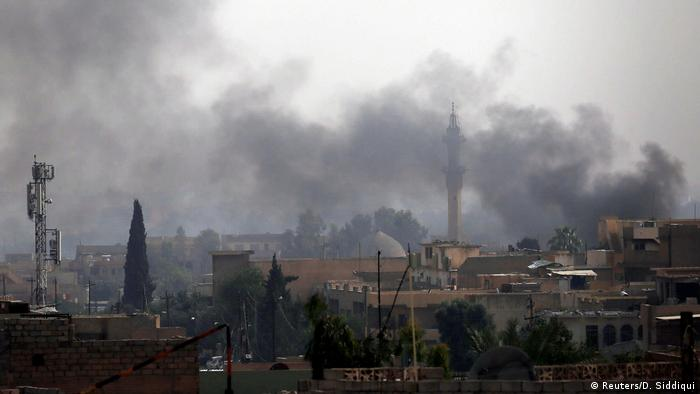 Irak Kampf um Mossul gegen den IS