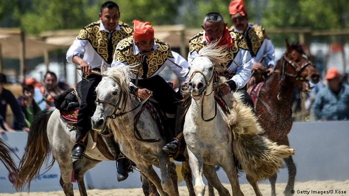Ethnosports Culture Festival Türkei (Getty Images/O.Kose)