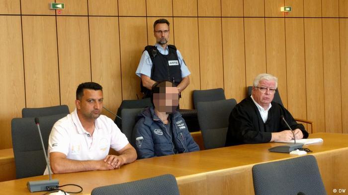 Deutschland Justiz Prozess gegen Vergewaltiger in Bochum (DW)