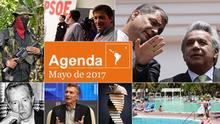 Startbild Bildergalerie Agenda Mayo 2017 SPA