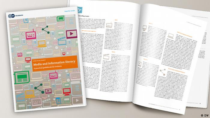 Edition DW Akademie |Media and information literacy – A practical guidebook for trainers (DW)