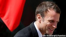 Frankreich Emmanuel Macron Paris