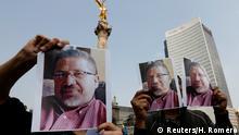 Mexiko Protest von Journalisten (Reuters/H. Romero)