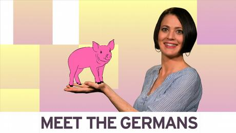 Meet the Germans with Kate - animal expressions (DW)