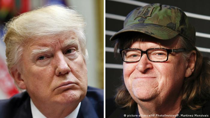 Cannes-Michael Moore-Trump Film (picture-alliance/AP Photo/Invision/P. Martinez Monsivais)