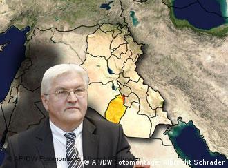 هیچ کدام از وزیران خارجه آلمان از ۲۲ سال پیش تا کنون به عراق سفر نکرده بودند