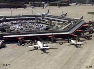 Терминалы аэропорта Тегель