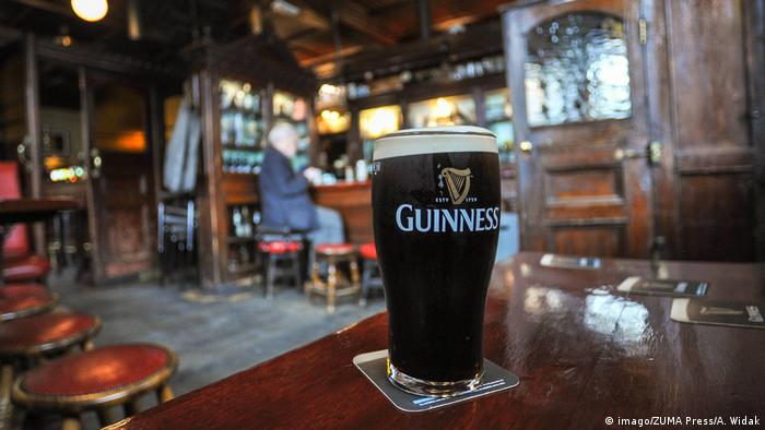 Pint of Guinness (imago/ZUMA Press/A. Widak)