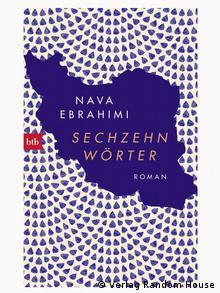 Buchcover Nava Ebrahimi: Sechzehn Wörter