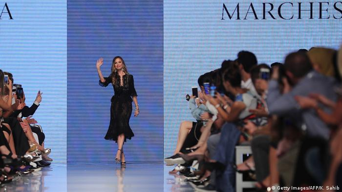 Arab Fashion week (Getty Images/AFP/K. Sahib)