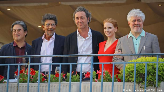 Frankreich Filmfestival in Cannes 2017 Jury (picture alliance/MAXPPP/F. Dugit)